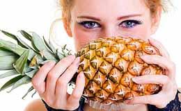 Як застосовувати ананас для схуднення