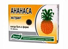 Популярні препарати з ананасом для схуднення