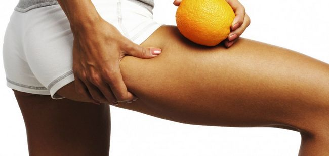Результат антицелюлітного масажу
