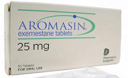 Діюча речовина Аромазин - ексеместан