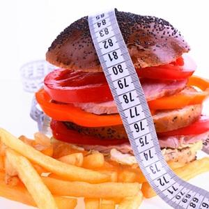 Категорії продуктів харчування, протипоказані худне
