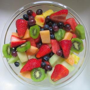 Меню дієти з фруктів