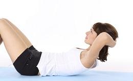 Ефективні домашні вправи для схуднення живота