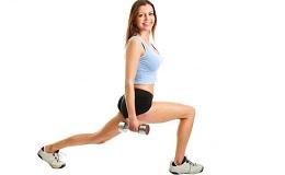 Ефективні домашні вправи для схуднення ніг