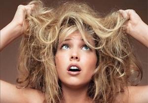 Відновлення сухого волосся в домашніх умовах.