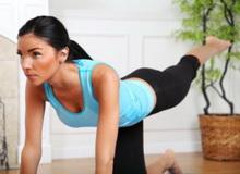 Піднімання ніг в програмі фітнес тренувань