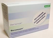 Застосування Фітомуціла для схуднення