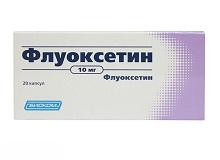 Флуоксетин для схуднення: користь і шкода