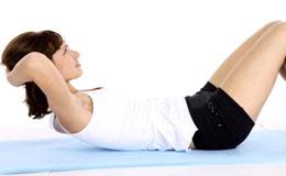 Для досягнення хороших результатів фізичні вправи для схуднення живота необхідно виконувати 3-4 рази на тиждень