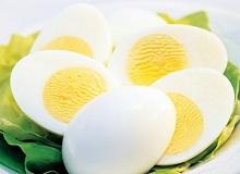 Варені яйця - сніданок хімічної дієти
