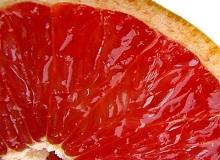 Грейпфрут - фрукт, дозволений на хімічній дієті