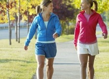 Користь ходьби для схуднення