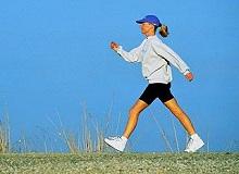 Скільки калорій сжігаетбистрая ходьба