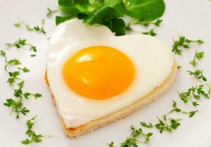 З назви яєчної дієти зрозуміло, який продукт лежить в її основі