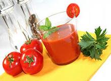 Ефективна домашня дієта на томатному соку