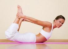 Йога допомагає схуднути і зміцнити м'язи
