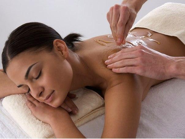 Як робити медовий масаж