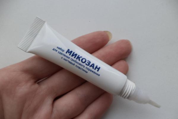 Мікозан - мазь від грибкових уражень