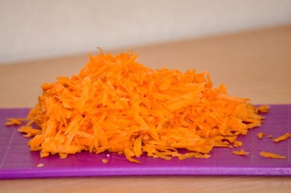 Терта морква допоможе вам позбавиться від печії без шкоди організму.