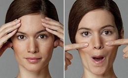 Як схуднути в особі: гімнастика лицьових м'язів
