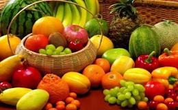 Користь і калорійність фруктів