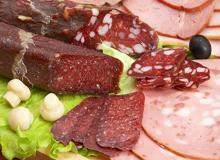 Калорійність ковбаси залежно від способу приготування
