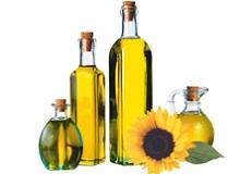 Калорійність соняшникової олії - 900 ккал