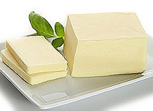 Калорійність вершкового масла - 750 ккал на 100 грам