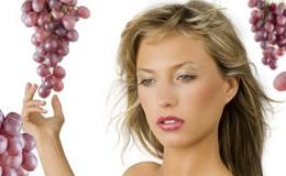 Кількість калорій у винограді залежить від його сорту