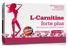 Карнітин для схуднення: відгуки, ефективність