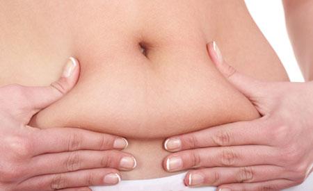 Масаж для схуднення живота