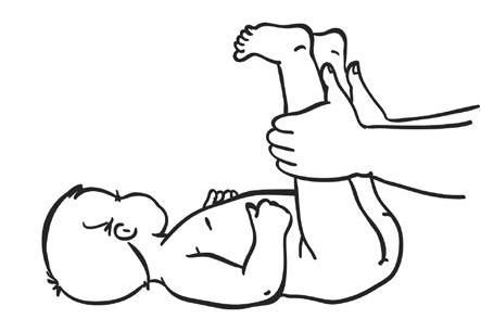 Підняття за випрямлені ніг