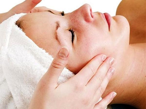 Техніка масажу обличчя