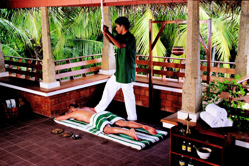 Ножний масаж