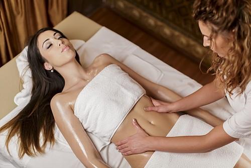 масаж після пологів