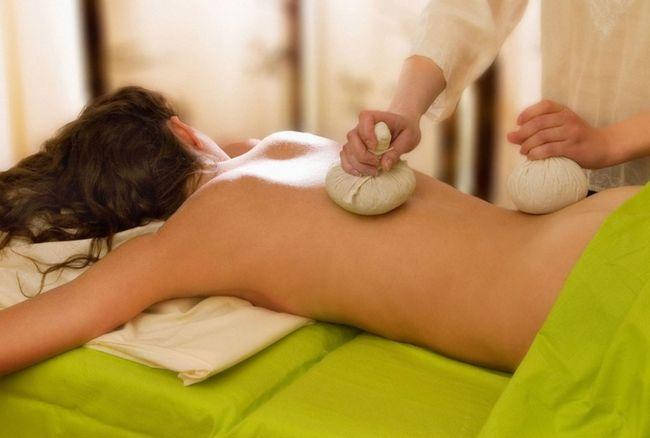 Методика виконання масажу