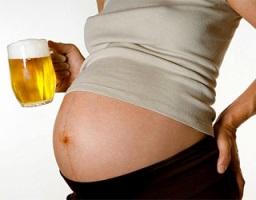 Пиво при вагітності - відповіді на запитання.
