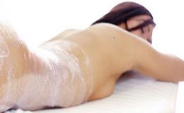 Обгортання для схуднення живота в домашніх умовах