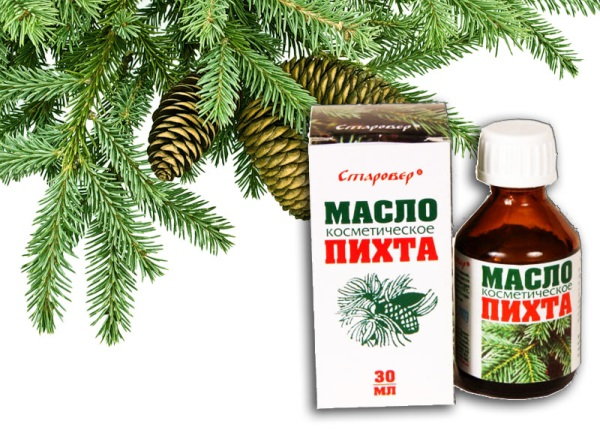 Ялицеве масло - замету часнику при лікуванні застуди.