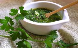 Відвар петрушки для схуднення - рецепт приготування