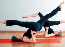 Ефективні вправи пілатеса для живота