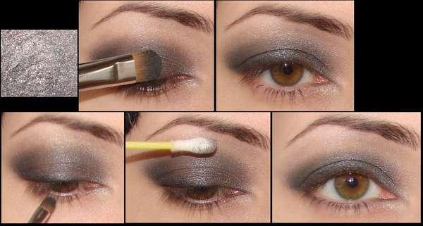 Якщо ви змастили контур використовуйте ватяну паличку.