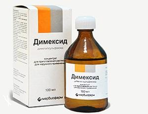 Димексид використовують не тільки в галузях медицини а й косметології.