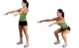 Присідання для схуднення: відгуки, ефективність