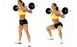 Присідання для схуднення: комплекс вправ