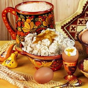 Раціон російської дієти
