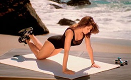 Ідеальна фігура з Сінді Кроуфорд: правила тренувань