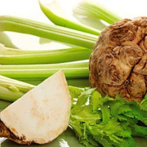 Салати з коренем селери для схуднення - це джерело вітамінів