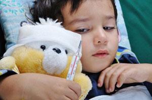 Лікування серозного менінгіту у дітей