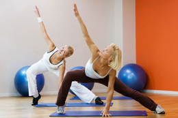 Існує 2 етапи вправ шейпінгу - катаболический і анаболічний